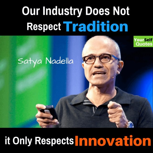 Satya Nadella Motivational Quotes Pictures