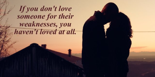 Love Someone Quotes