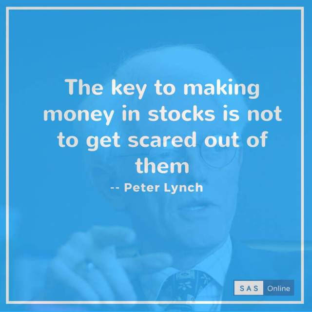 Quotes By Peterlynch