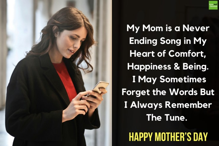 Mother Day Happiness Quotes