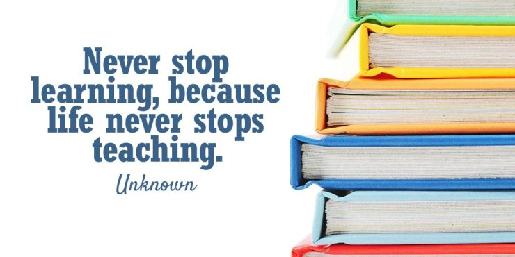 Learning and Teaching Quotes