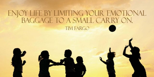 Life Lesson Quotes By Tim Fargo