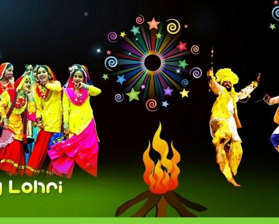 Happy Lohri Festival Wishes