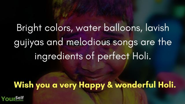Wish You a Very Happy Holi