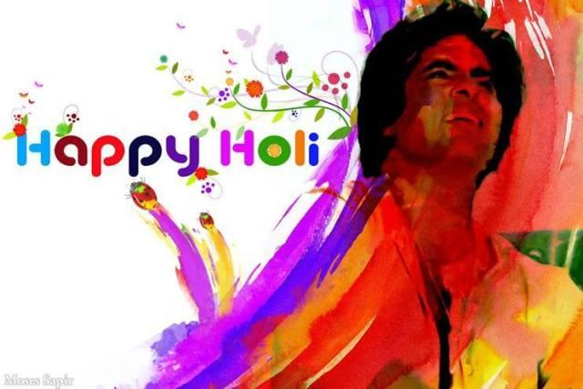 Holi HD Photo Download