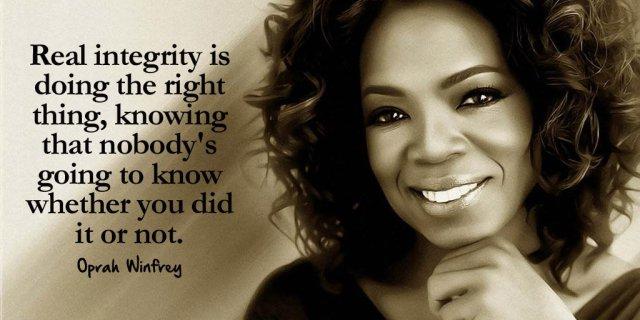 Inspirational Oprah Winfrey Quotes