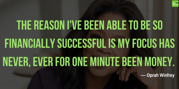 Oprah Winfrey Quote Images oN success