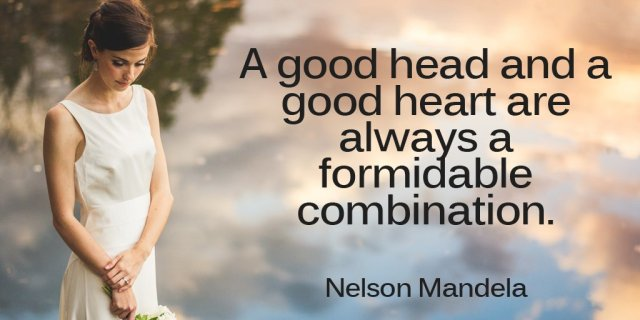 Good Head Quotes Thoughts