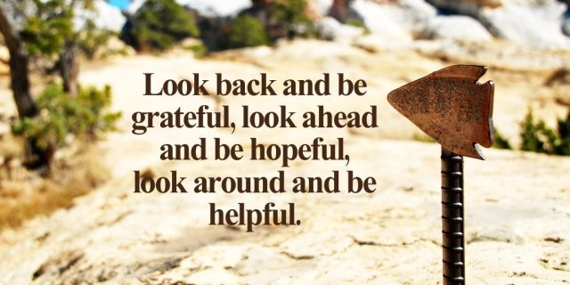 Grateful Thought For The Day