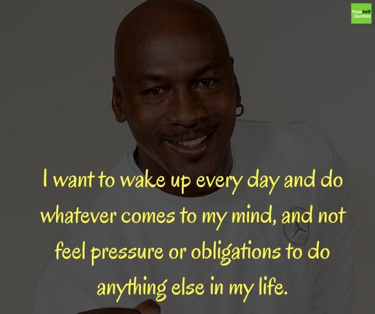 Michael Jordan Quotations