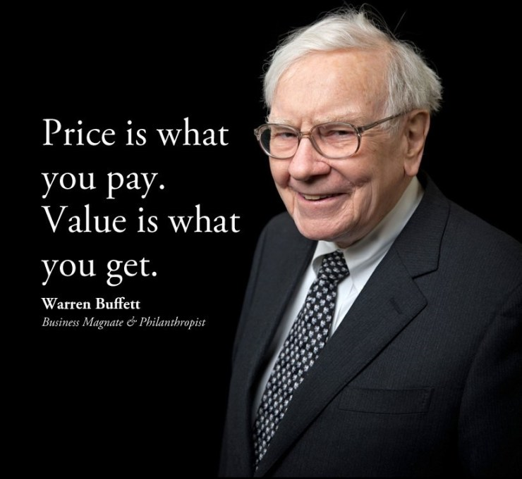 Warren Buffett Quote Words