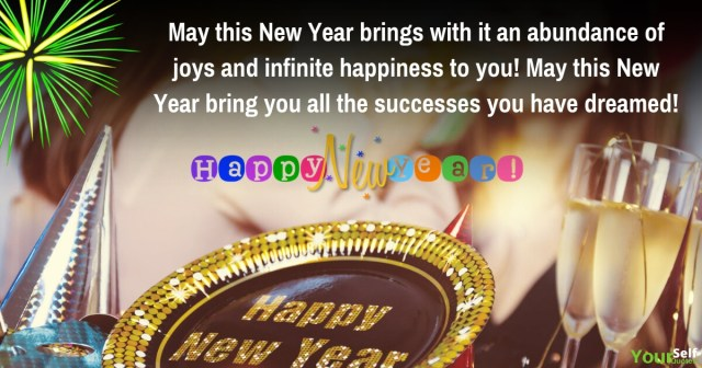 Wish You a Happy New Year Imges - Happy New Year Wishes for Friends, Family and Loved Ones *{New Year Day}*