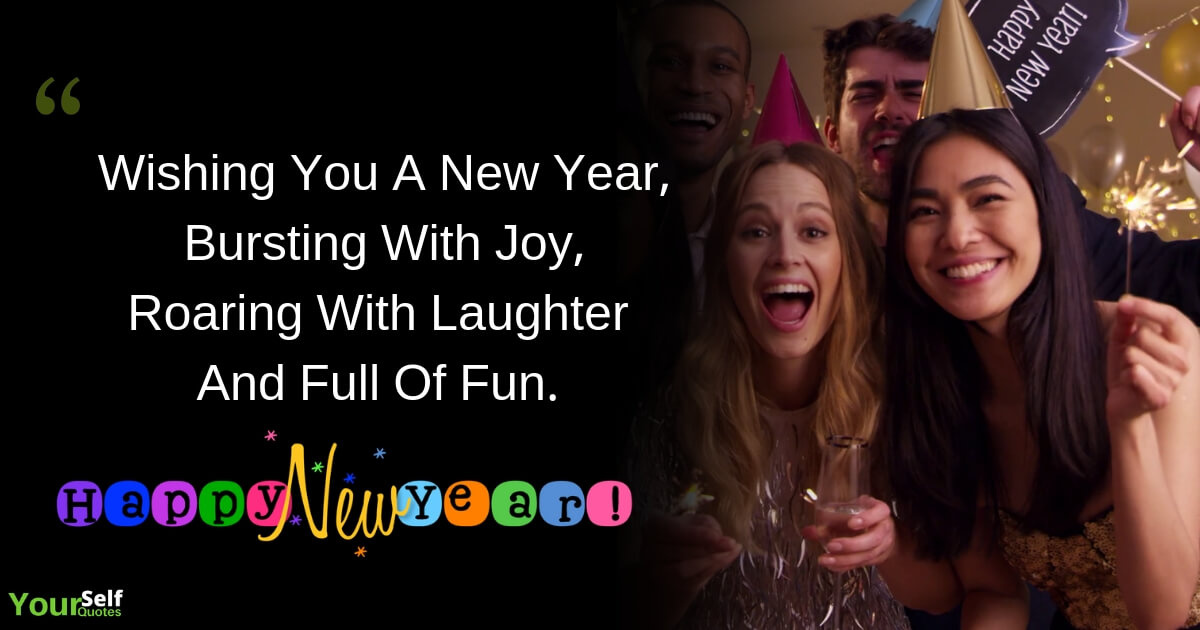 Wishing You A New Year