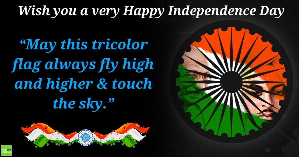 Happy Independence day Wishes Status1