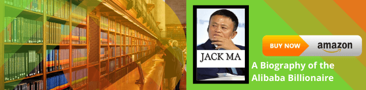 Jack Ma Book A Biography of the Alibaba Billionaire