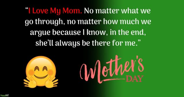 Love Mothers Day Messages - Happy Mother's Day Wishes, Quotes, Messages to Send to Your Mom