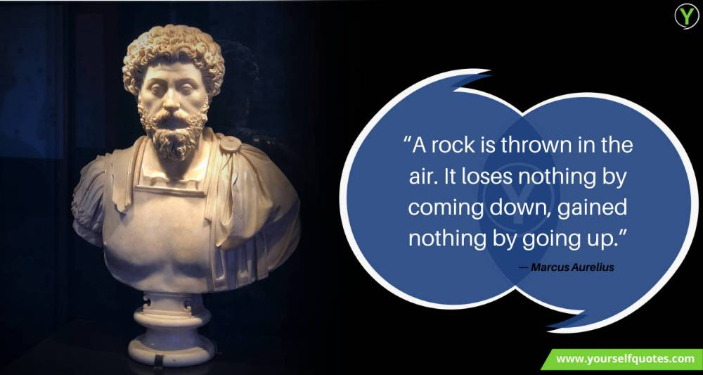 Quotes by Marcus Aurelius