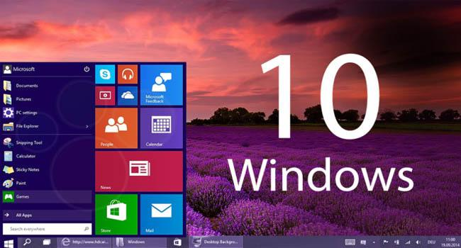 Microsoft Gets Ready to Release its Latest Bug Free Windows 10 OS on July 29
