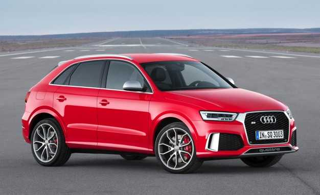 2016 Audi Q3 Nails Crash Tests en Route to Winning 2015 Top Safety Pick Award