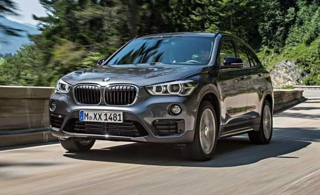 2016 BMW X1 Crossover is Loaded with Features; but is a Tad Expensive