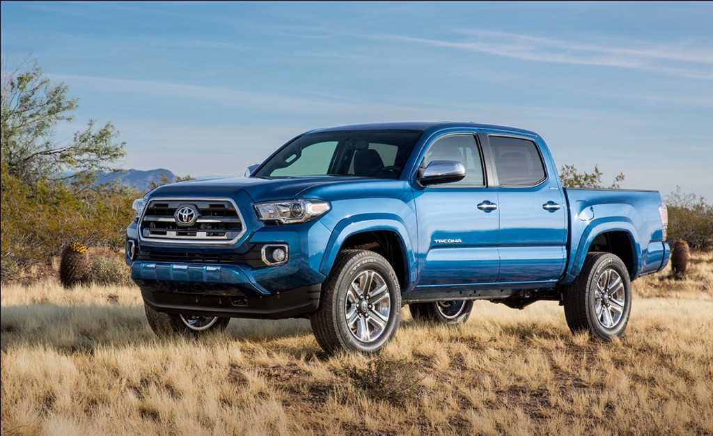 2016 Toyota Tacoma – Facelift for the Lifestyle Pickup Truck
