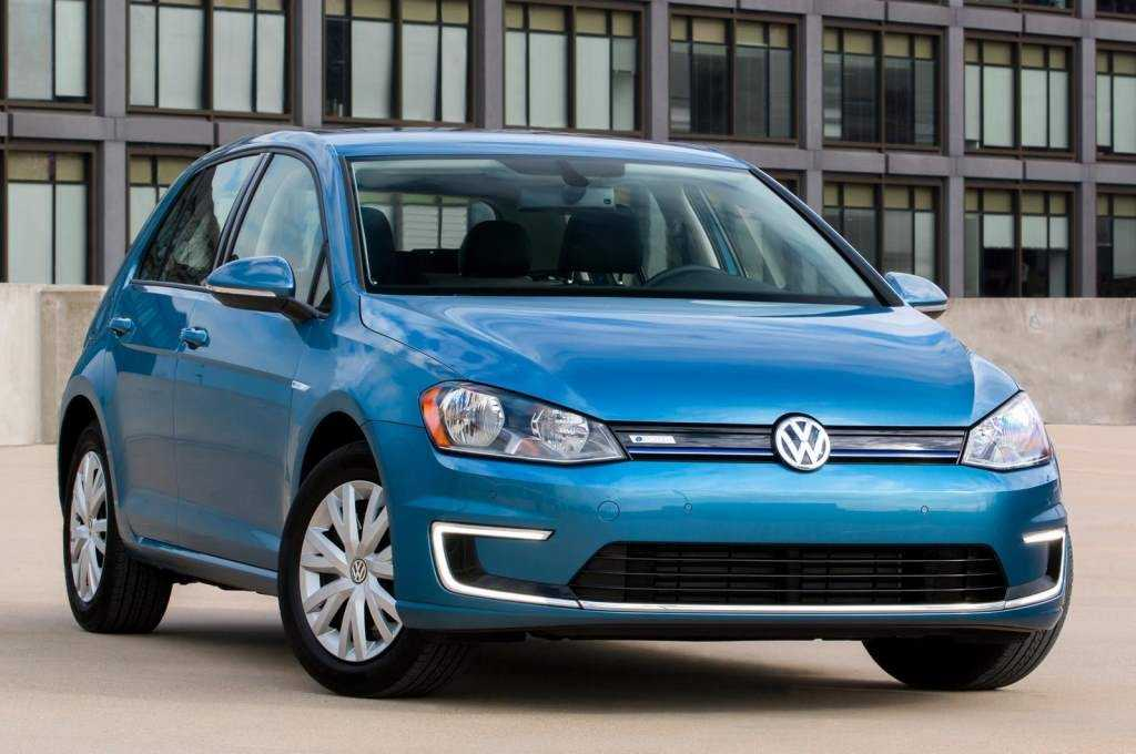 Volkswagen e-Golf 2016 Edition Will be Much Cheaper than Nissan LEAF