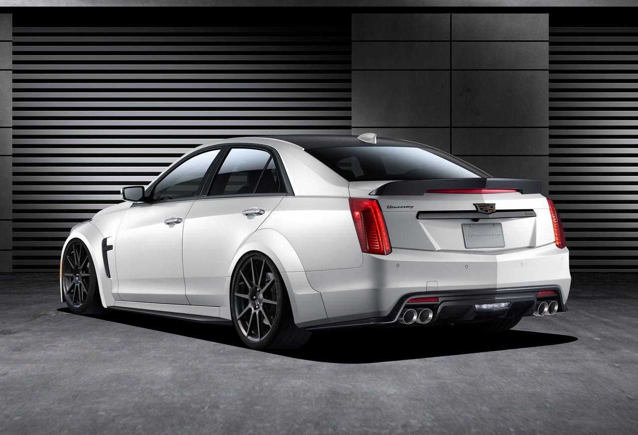 2016 Cadillac CTS-V is Shaping Up as a Gold Standard in Luxury Sedans