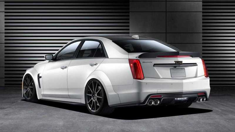 2016 cadillac cts v luxury sedan