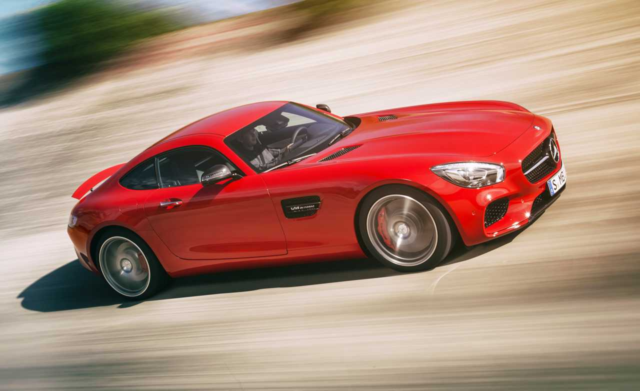 Mercedes-Benz AMG GT S Road Test Proves it is the Epitome of Luxury