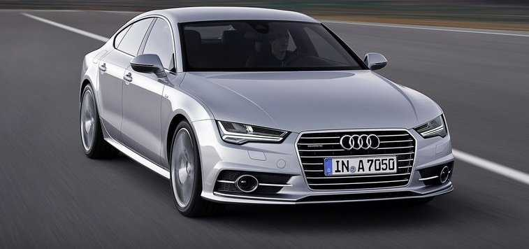 2017 Audi A7 Sportback Rumored to Have New Design and More Power than Ever
