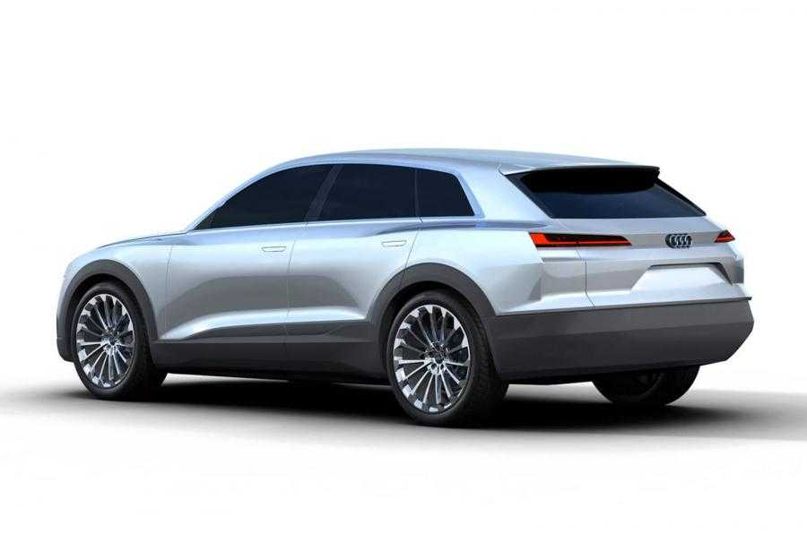 Tesla Model X's Competitor, Audi Q6 Concept Art Leaked Before Official Launch