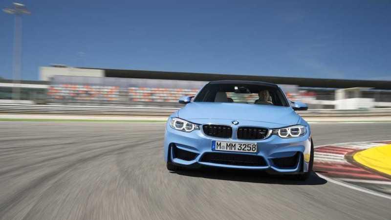 BMW M3 Hybrid