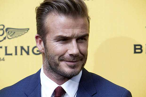 David Beckham Makes First Public Appearance after His Backlash on Parenting Critics