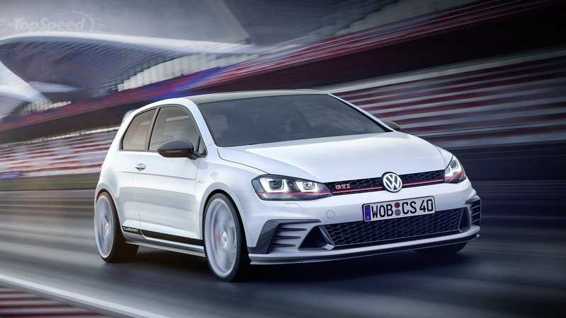 Volkswagen Golf GTI Clubsport Unveiled in Frankfurt Motor Show: Redesigned for Added Speed and Strength