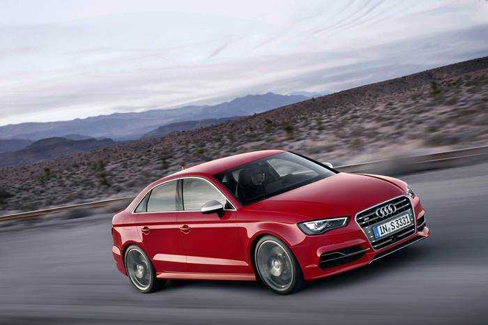 2017 Audi S4 Photos are Out Even before Frankfurt Auto Show 2015