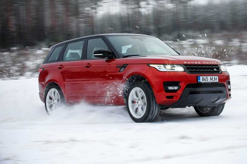 Range Rover Sport Coupe Underway to Beat BMW X6