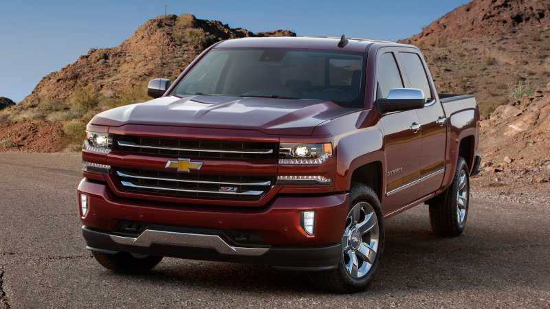 Chevrolet Unveils the 2016 Silverado Pickup: Updated, More Tech and New Look