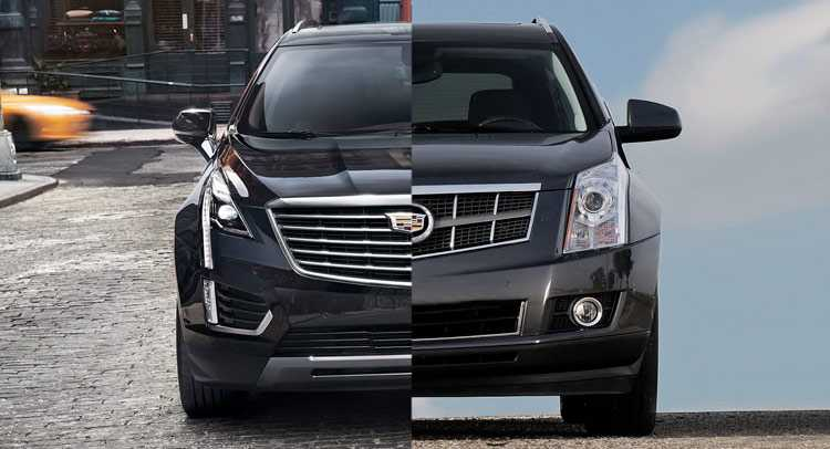 2017 Cadillac XT5 – Evolutionary New Design and Platform Coming in 2017