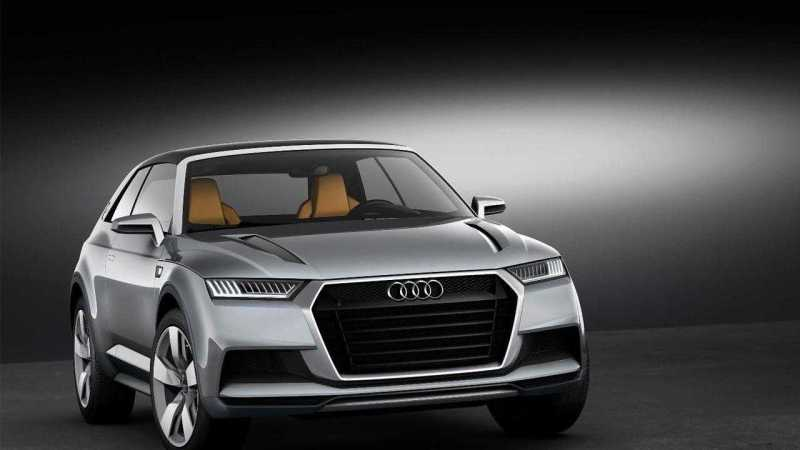 Audi Q1 Crossover
