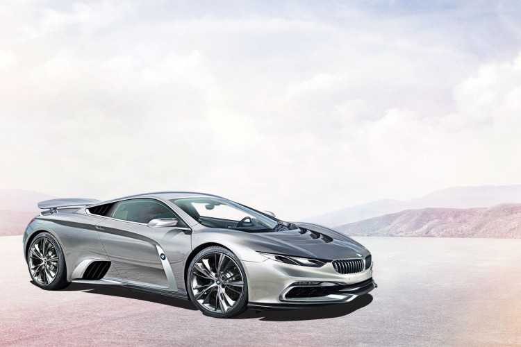 BMW and McLaren Collaborate to Create a Supercar