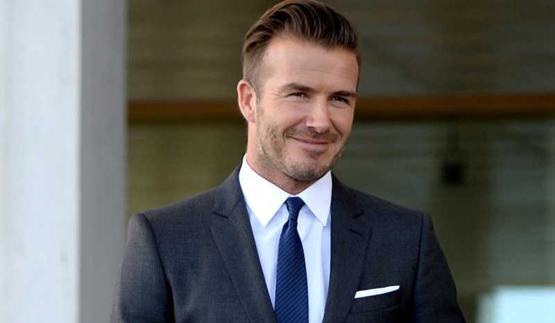 David Beckham Shifts Gears from Soccer to Cinema: Fans Pitch Him for the Next 007