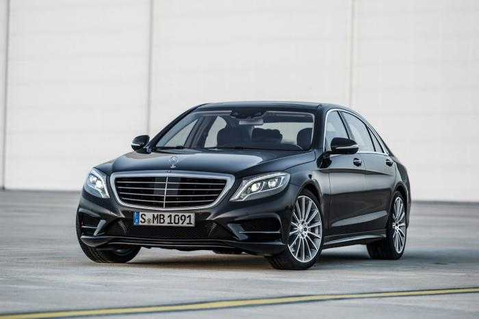 Mercedes Dominated the Frankfurt Auto Show 2015 with Five New Launches