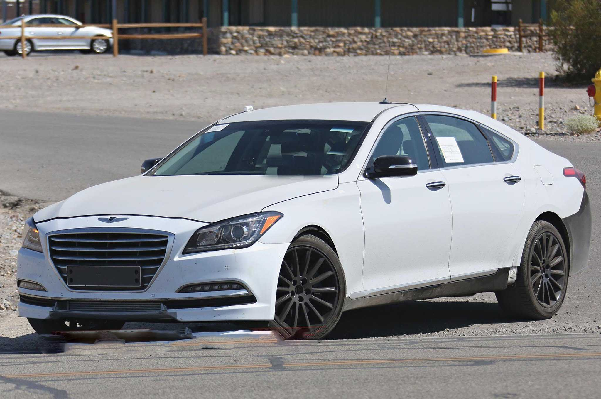Hyundai Equus 2017 Being Given International Makeover with Maximum Style and Comfort