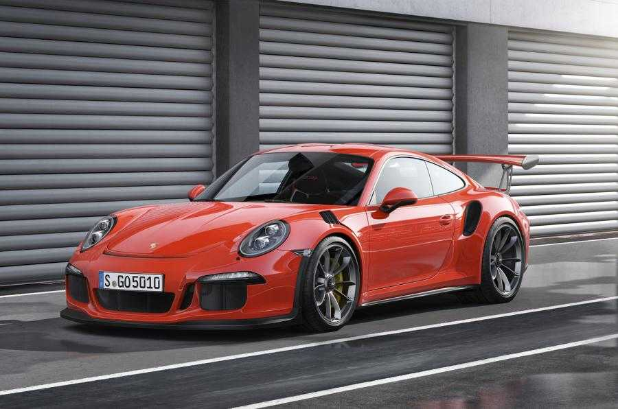 Porsche 911 GT3 RS Shows Power in Circuit Tracks