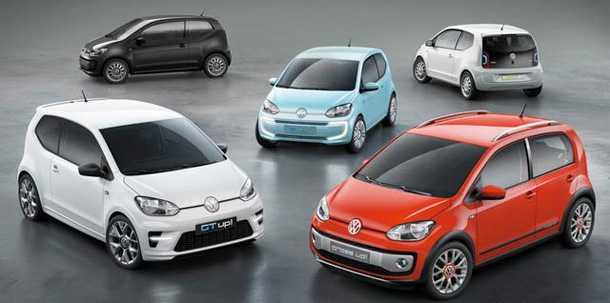 Volkswagen Group Had an Impressive Line-up at the Frankfurt Motor Show 2015