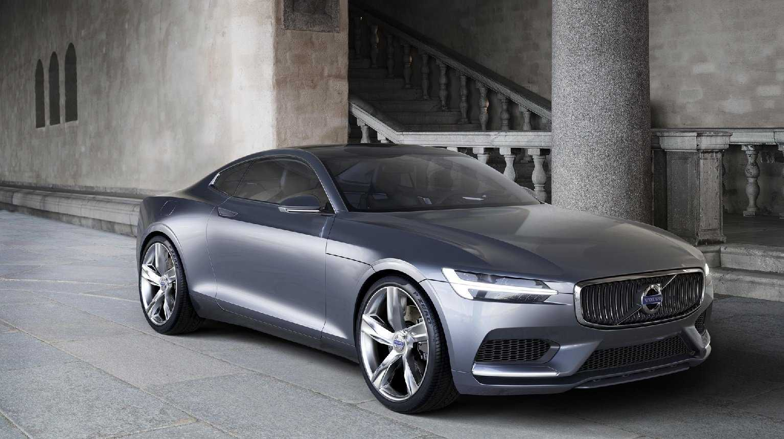 Volvo S90 for Detroit Debut in January 2017: Set to Take on Mercedes E Class and BMW 5 Series