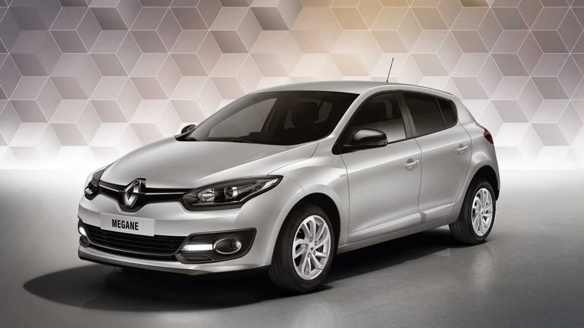 All-new Renault Megane to Debut in the Frankfurt Motor Show:  Features Dynamic Distinctive Design