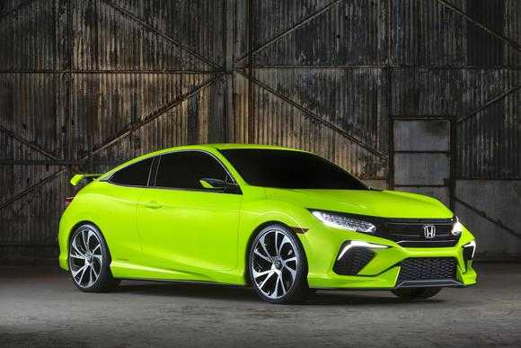 2016 Honda Civic is Going to Revoke Design Factors from Si