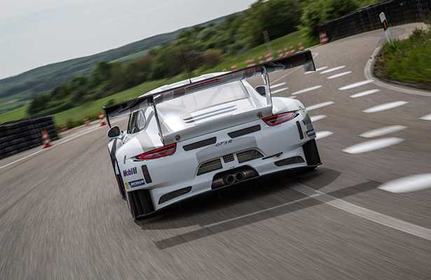 All-New Porsche 911 GT3-R Set for Inauguration Race at VLN in the Nurburgring Nordschleife Circuit