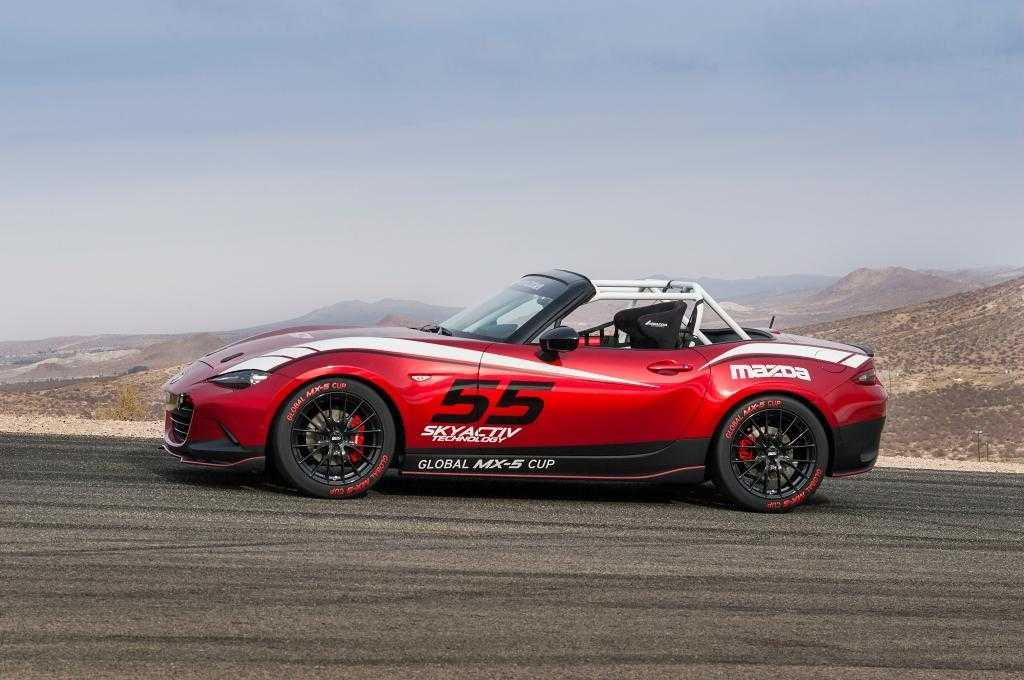 2016 Mazda MX-5 Miata Cup Racecar is the Roadster You Want for the Price You Can Afford